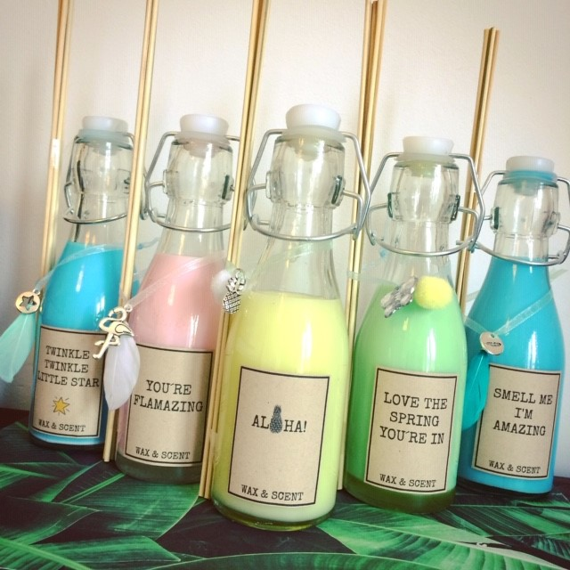 scented sticks kleur 150
